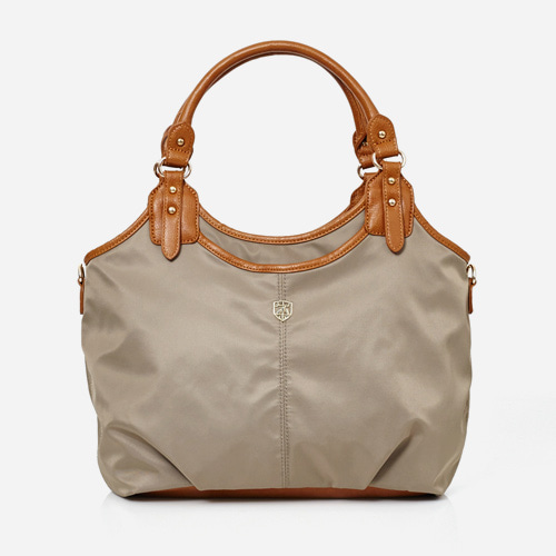 MORAY Front pocket 2way Tote Bag