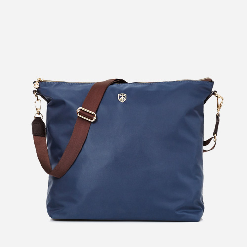 MORAY Simple square shoulder Bag L