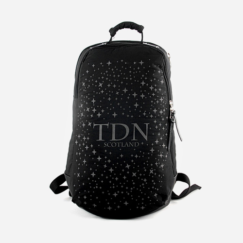 KENNETH Beans Print Backpack