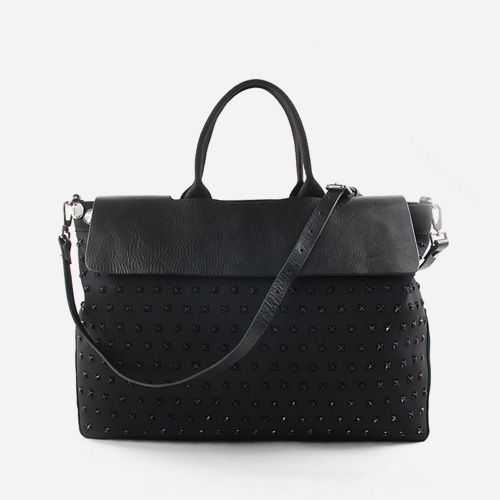 GIRIC flap 2way star Tote