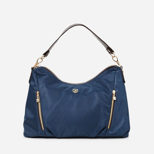 MORAY Twin zip 2way shoulder Bag