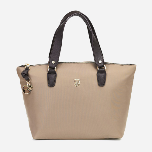 BRUIS Double zip Tote Bag S