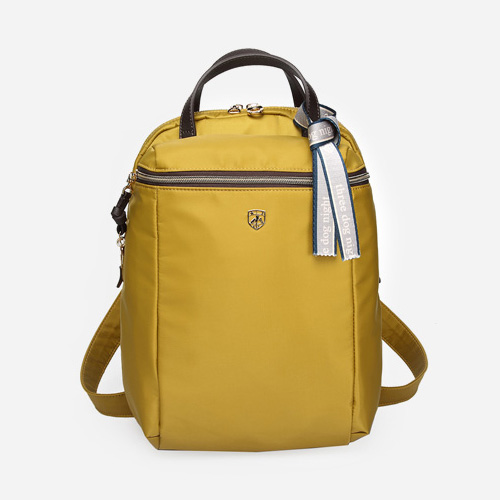 BRUIS Front zip backpack
