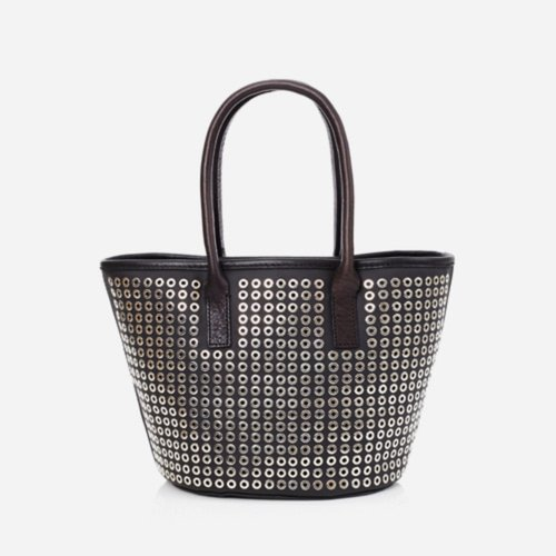 GIRIC GLAMPING TRAPEZOID TOTE