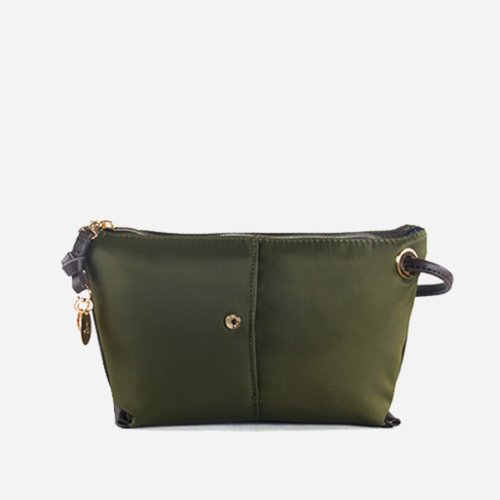BRUIS Front pocket messenger Bag