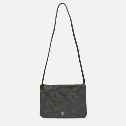 STEWART Double layer shoulder Bag