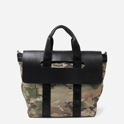 GIRIC Handle flap 2way Tote M