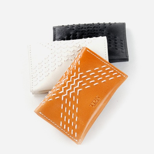 KENNETH HandStitch name card Case