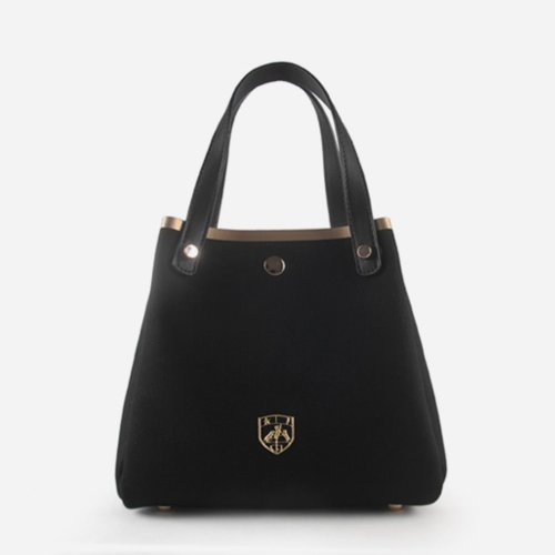 STUART Side tuck Tote Bag